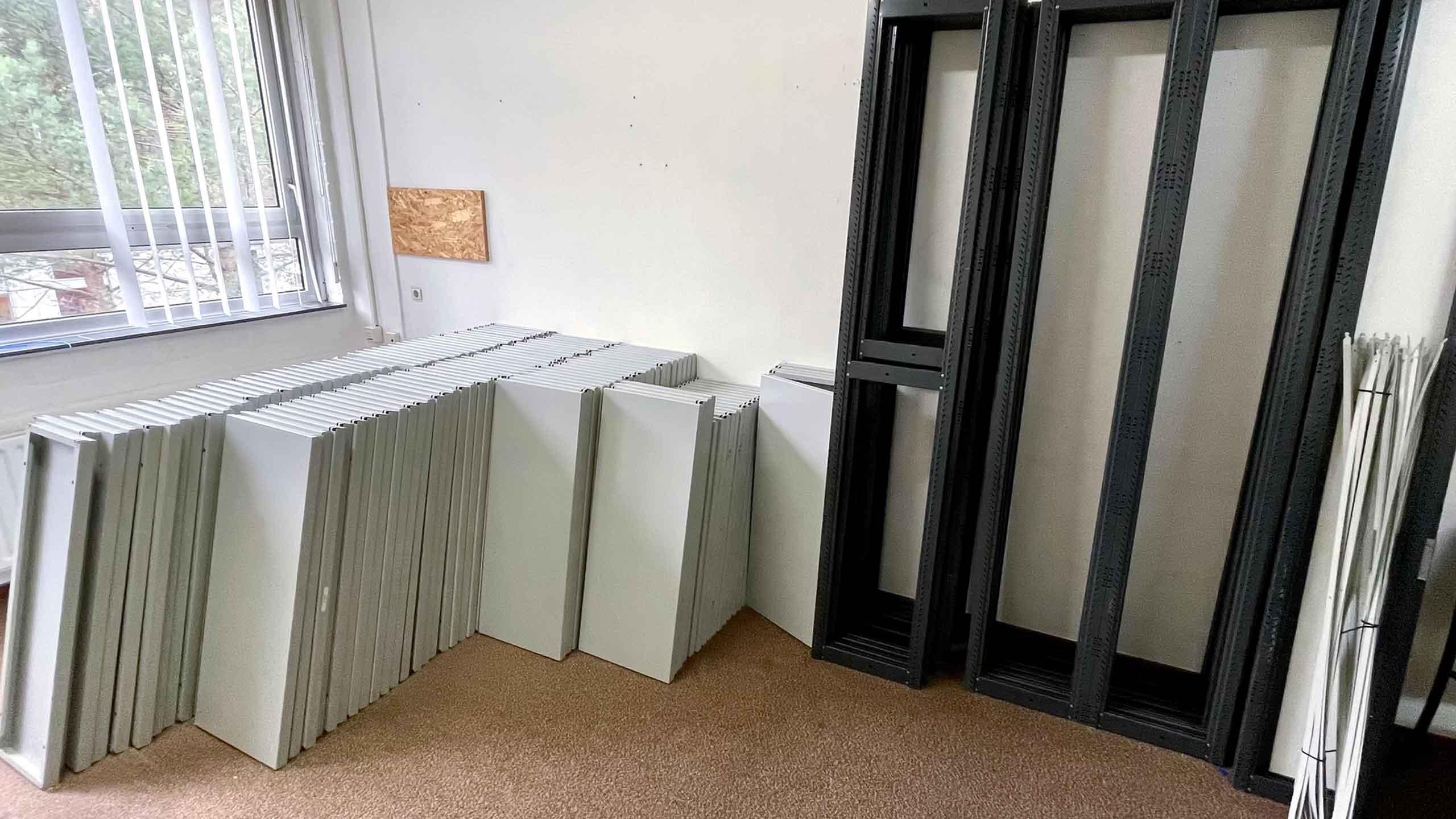Werkplaats K biedt opslagruimte aan De Boekentuin