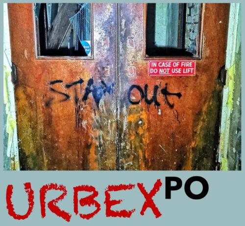 Cursistenexpositie 'Urban/Urbex'